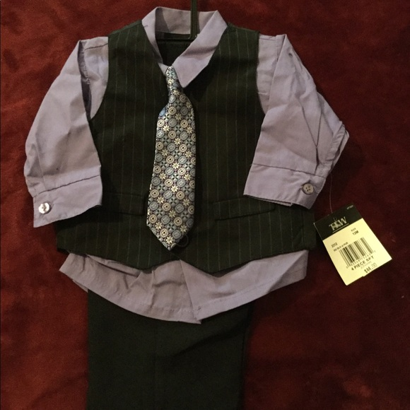 2757b8d62 jcpenney Matching Sets | Nwt Boys Suit Set | Poshmark